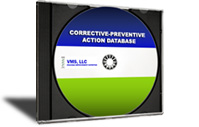 Corrective-Preventive Action Database